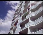 Подъем стеклопакета на 11 этаж